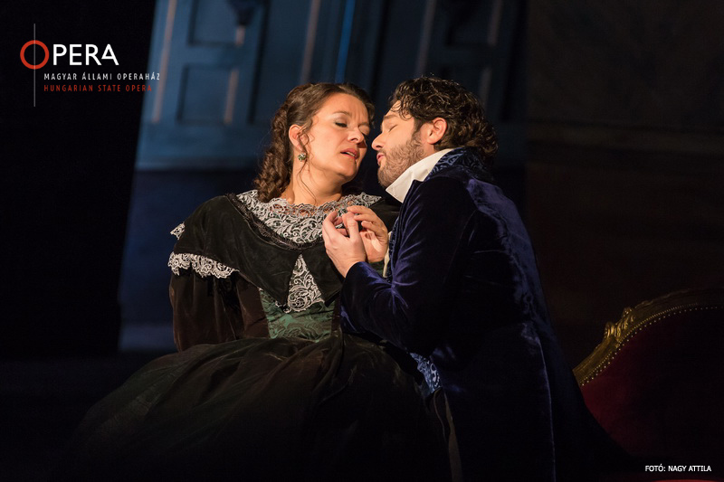Massenet: Werther - Charlotte - with Arturo Chacon-Cruz 2015.